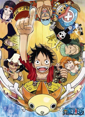One Piece Strona Poświęcona Anime Online